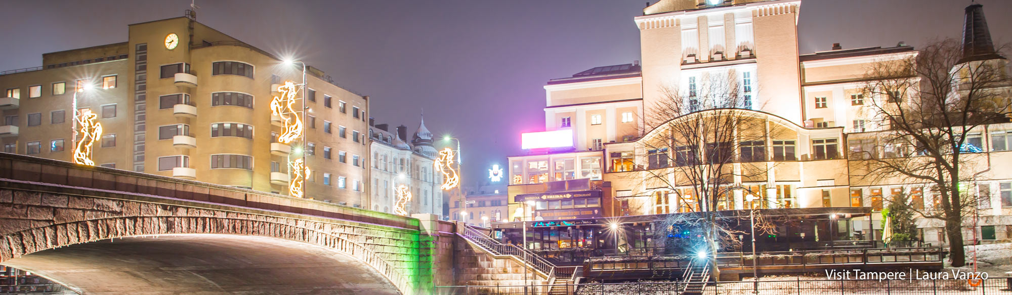 Tampere Tunnetuksi